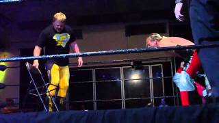 Shane Douglas VS. Steve Douglas (Wrestling Legends Tour 2011)
