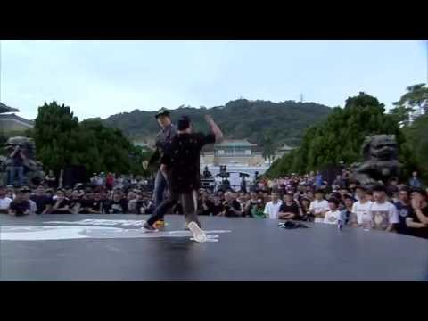 Sin Vs Octopus – Red Bull Bc One Asia Pacific Final 2014 | Urban
