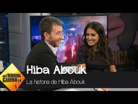 """Hiba Abouk: """"Quería demostrarme a mí misma que tenía el talento para ser actriz"""" - El Hormiguero 3.0"""