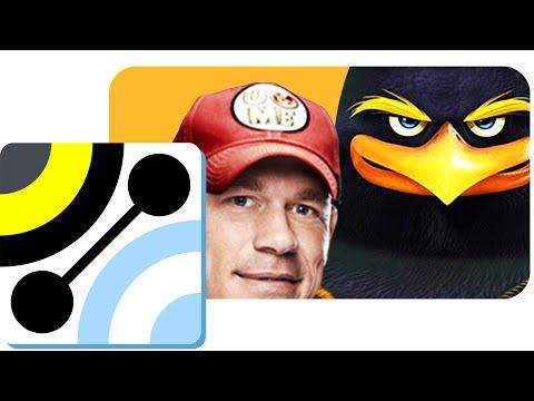 47-Pizza Party Podcast - JOHN CENA Surfs Up 2 - Lost BILLY MANDY PILOT Found