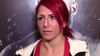 UFC Fight Night 105's Randa Markos: Post-fight speech on bullying directed at Carla Esparza