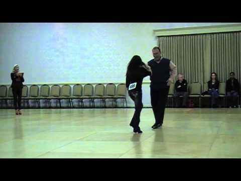 Philly Swing Classic 2013 - Richard Legler & Taylor Morton