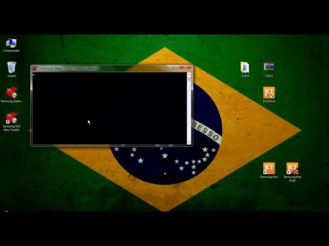 Rooteando o Galaxy S3 Mini Brasil GT-i8190L BR