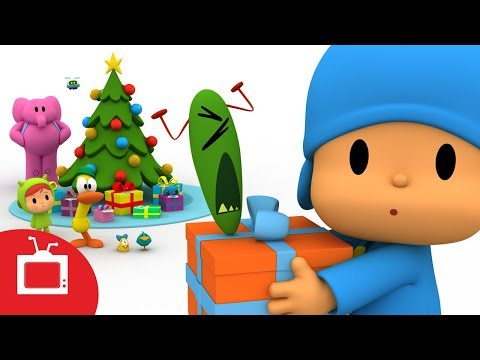 NATALE |  Pocoyo- Lo spirito del Natale (S04E22) HD