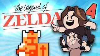 Beefed-Up Zelda: The Darkest Nuts - PART 4 - Game Grumps