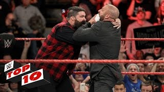 Top 10 Raw moments: WWE Top 10, Mar 13, 2017