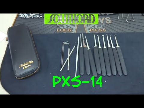 (760) Review: SouthOrd PXS-14 Beginner's Pick Kit