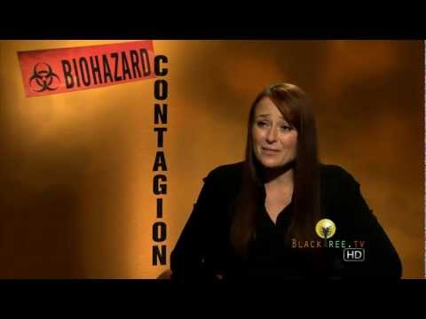 Jennifer Ehle talks 'Contagion'