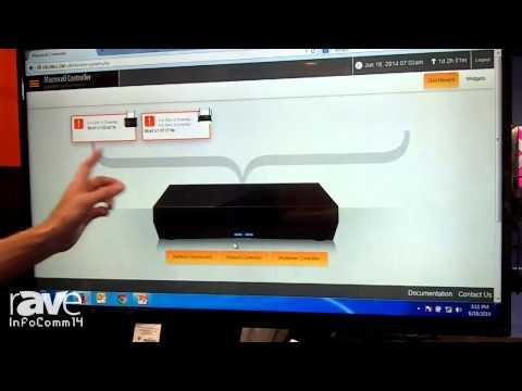 InfoComm 2014: Pakedge Debuts the C36 Wireless Controller