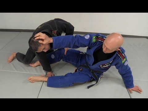 3 Drills for Your Butterfly Guard Image 1