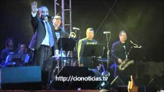 FESTIVAL DE SALSA 2011 VERACRUZ WILLIE COLON
