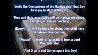 Surah Yasin (full) by Sudais english subtitles excellent Quran