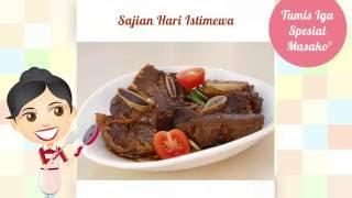 Dapur Umami - Tumis Iga Spesial Masako®