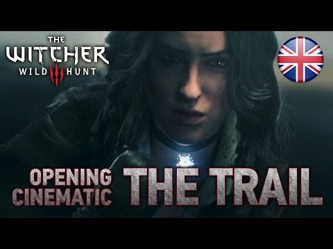 The Witcher 3: The Wild Hunt - PS4/XB1/PC - The Trail (Opening Cinematic Trailer - English)