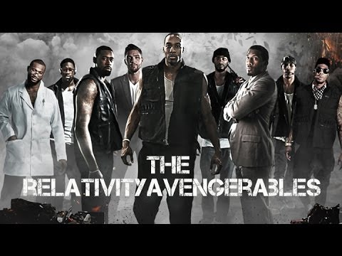 The RelativityAvengerables ft. Dwight Howard, Amar'e Stoudemire, DeMarcus Cousins and DeAndre Jordan