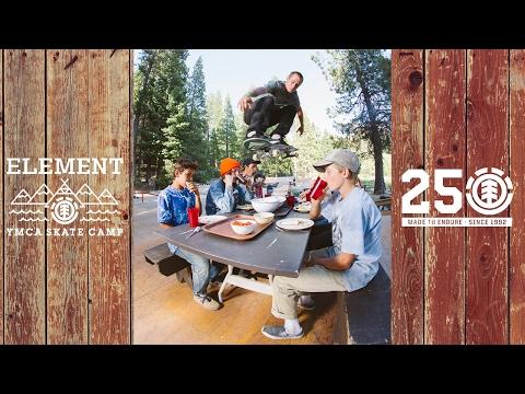ELEMENT SKATE CAMP 2017!