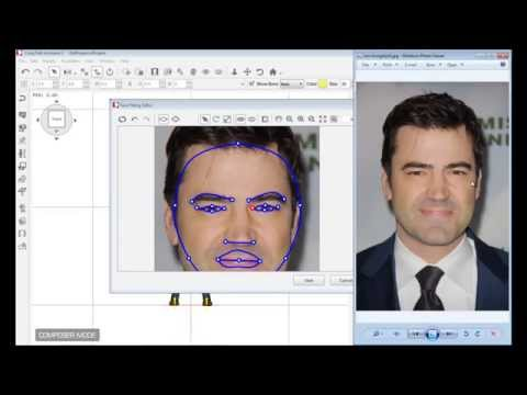 CrazyTalk Animator 2 Tutorial - Create Talking Characters from Photos