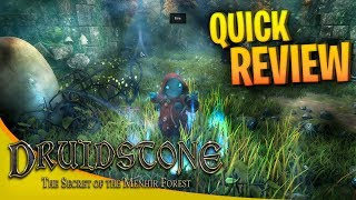 Druidstone Review - A simple and fun strategy RPG