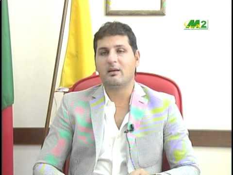 Spazio Istituzionale Assessorato Manutenzione Territorio e Ambiente - Assessore Giuseppe Ventura.mpg