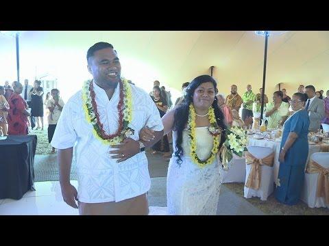 Tanoai & Temukisa's Wedding