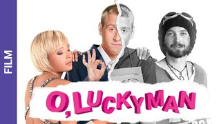 O, Luckyman! Russian Movie. Comedy. English Subtitles. StarMedia