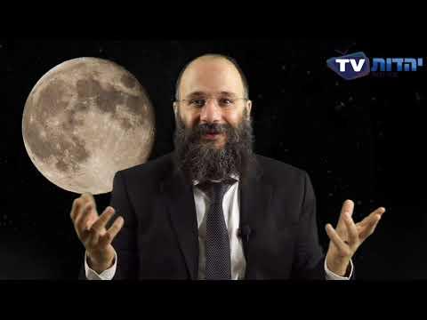 יהדות טיוי  - TV - טבעי לדעת -פרשת כי תשא - הרב שי עמר