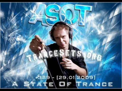 Armin van Buuren - A State Of Trance #389 - [29.01.2009]