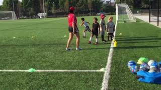 2 for 1 soccer game