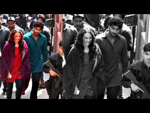 Arjun Kapoor suggested Sonakshi Sinha for Tevar?