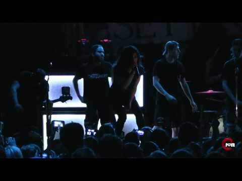 Mark Ronson ft. Bruno Mars - Uptown Funk (Against The Current cover) LIVE in HD!