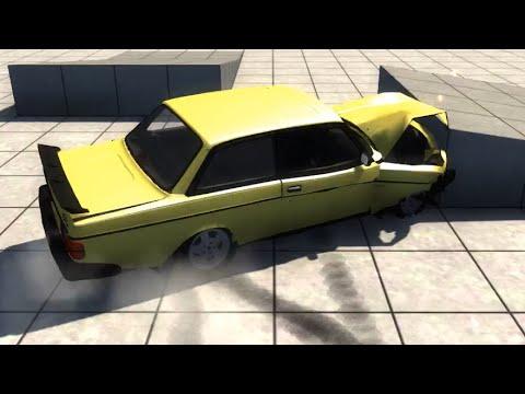 Volvo 242 Turbo Evolution - BeamNG.drive
