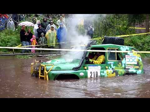 Extreme Off-road Competition 
