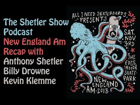 The Shetler Show podcast - New England Am 2018 Recap
