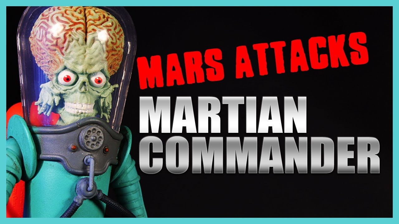 mars attacks review