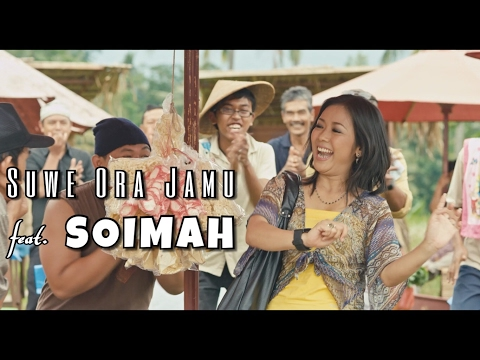 SUWE ORA JAMU feat Soimah - TEASER FILM MUSIK UNTUK CINTA