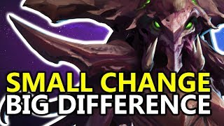 ♥ NYDUS WORM QUALITY OF LIFE CHANGES FINALLLYYYYY - Heroes of the Storm (HotS Gameplay)