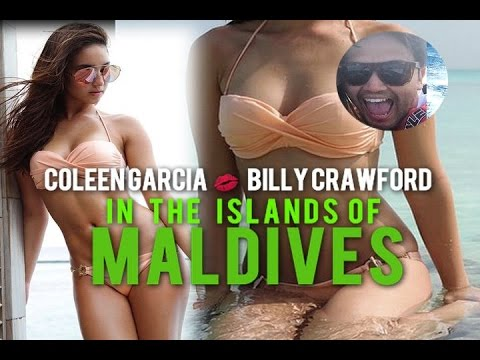 Coleen Garcia & Billy Crawford In Maldives