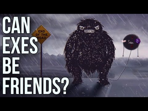 Can Exes Be Friends?