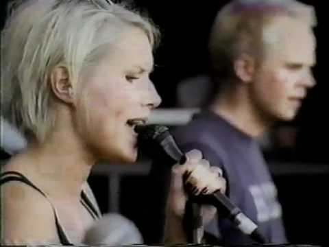The Cardigans at the Phoenix Festival (1996) - Part 2 of 4 - Lovefool
