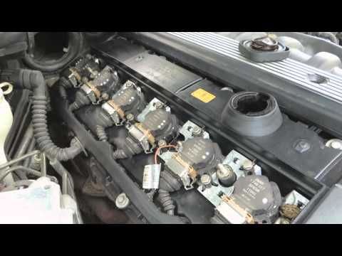 Bmw E46 Ignition Coil Replacement Code P0301 P0302 P0303