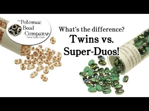 Super Duo vs Twin Beads