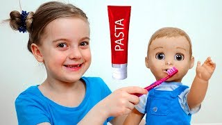 Brush your teeth - song for kids