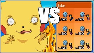 PIKACHU VS 6 WOBBUFFET! WHO WILL WIN? LETS GO PIKACHU!