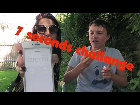 7 Seconds Challenge / 7 секундно предизвикателство