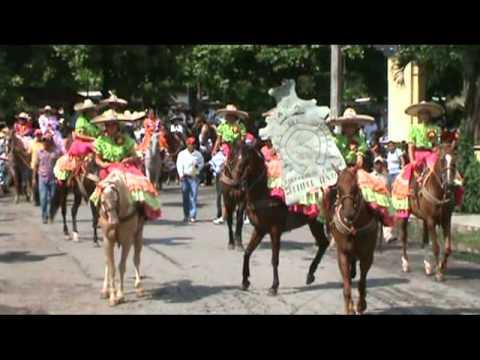 Santiago apóstol y cabalgata 2011
