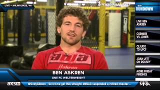 Full Ben Askren Interview from Inside MMA