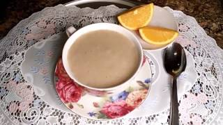 Ethiopian Drink(Cream of Oats )  can be prepared with milk