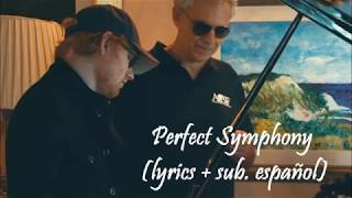 Download Lagu Perfect Symphony (lyrics+sub. esp.) - Ed Sheeran & Andrea Bocelli Gratis STAFABAND