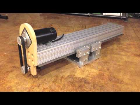 THUNDERDORK: DIY CNC Router - Z-Day