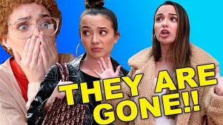 THEY ARE GONE?! Merrell Twins Exposed ep.9